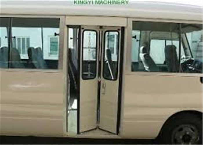 LH / RH Open Direction Automatic Bus Door System Electric Bifold For BYD Bus
