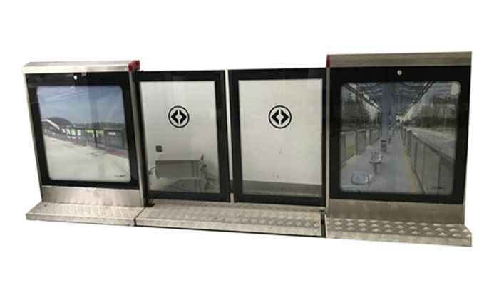 BRT Half Height Platform Screen Door System With Infrared Control And Remote Control