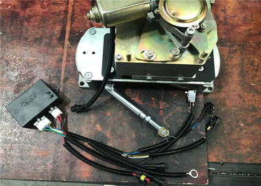 Bi - Folding Bus Door Actuator, Mekanisme Pembukaan Pintu Bus Antipinch